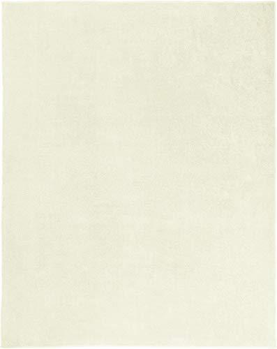 Erwin Müller Frottierdecke, Sommerdecke, Picknickdecke, Wohndecke 100% Baumwolle Natur Größe 150x200 cm - weiche Qualität, saugfähig, atmungsaktiv, temperaturausgleichend - (weitere Farben)